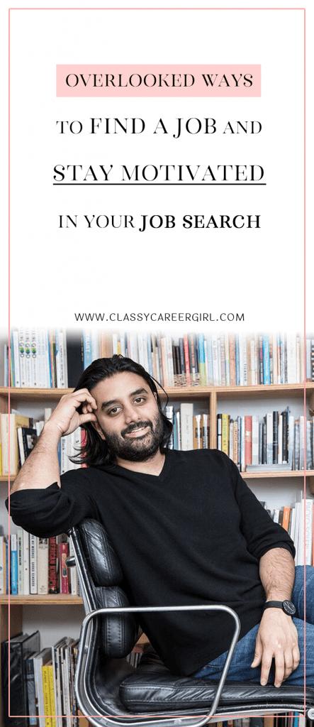 ways to find a job