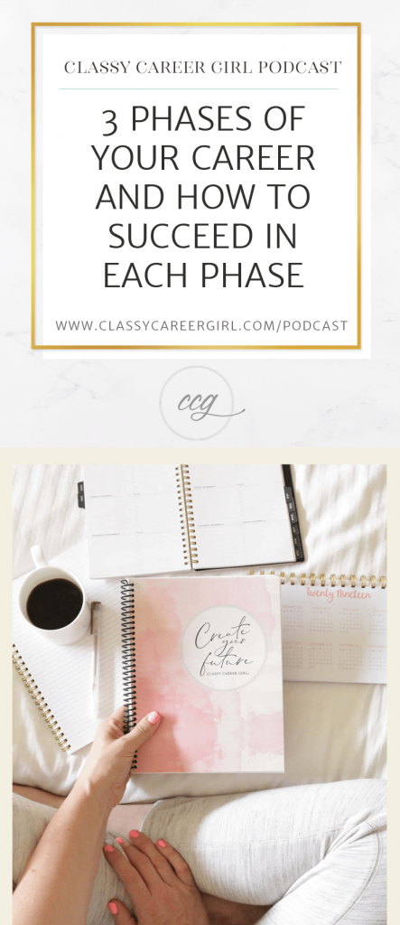 3 Phases of Your Career and How to Succeed in Each Phase PIN