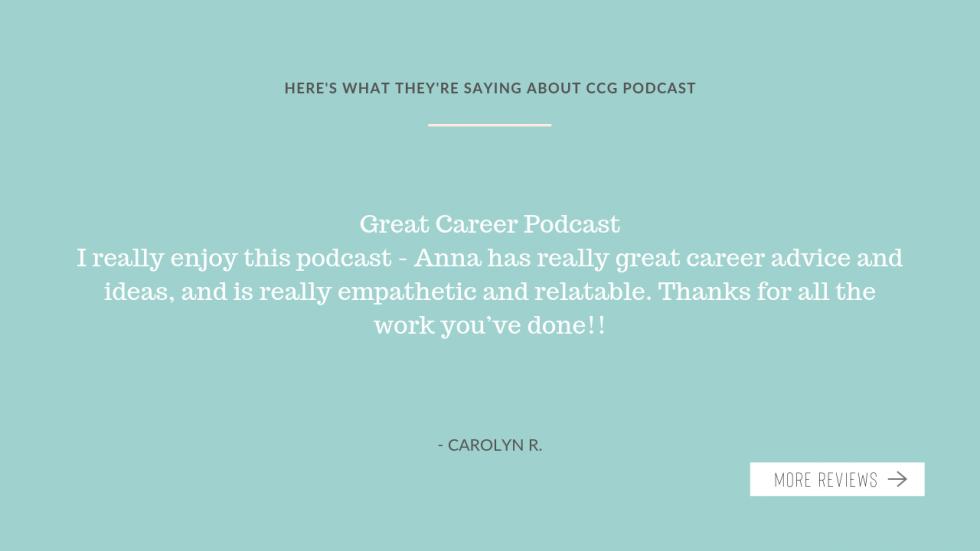 Podcast testimonial 4