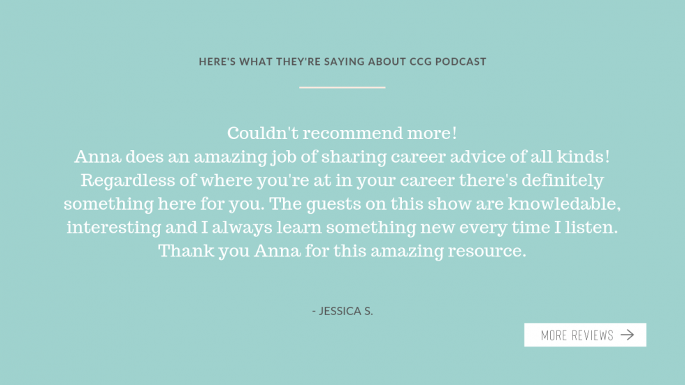 Podcast testimonial 5