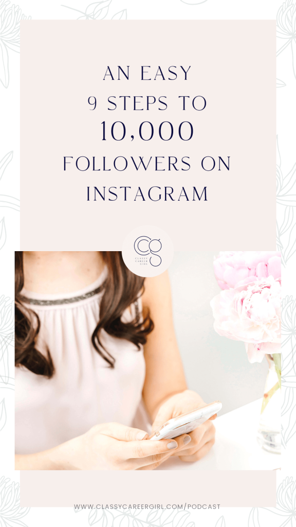 An Easy 9 Steps to 10,000 Followers on Instagram IG Story