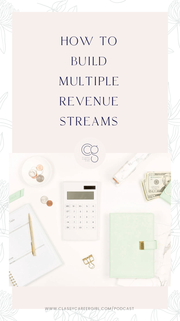 How to Build Multiple Revenue Streams IG Story