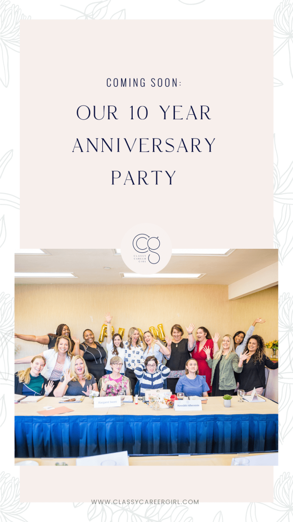 Our 10 Year Anniversary Party
