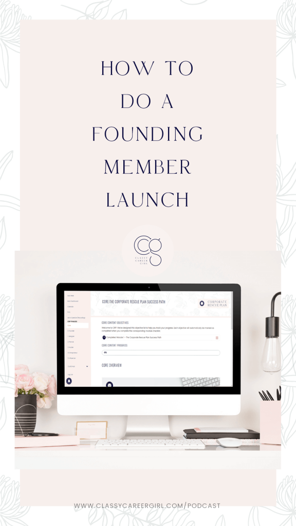 How To Do a Founding Member Launch Pin Image