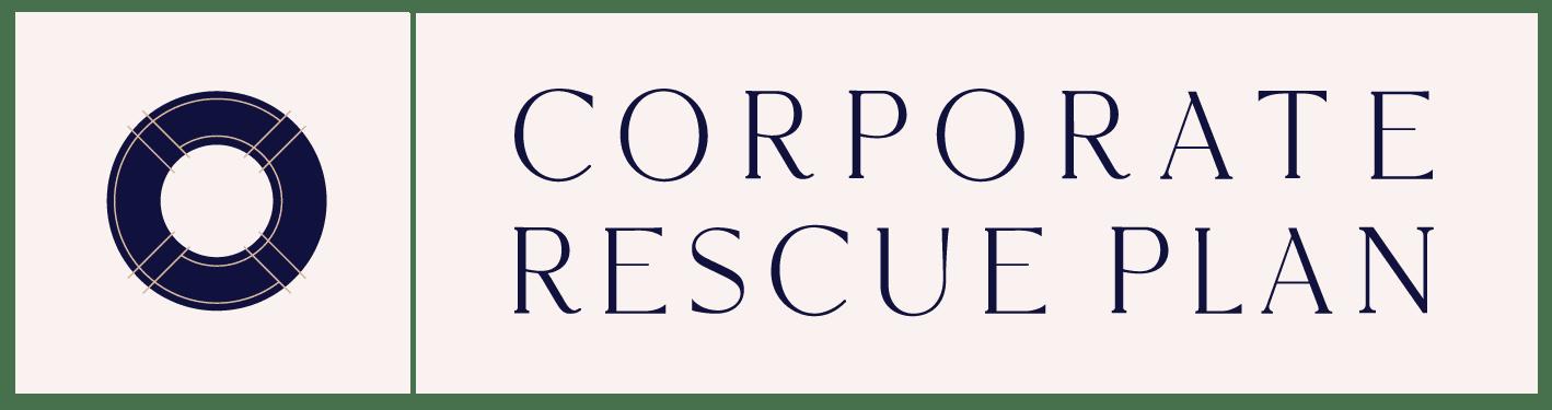 Corporate Rescue Plan Success Path