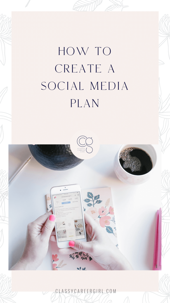 How to Create a Social Media Plan Podcast