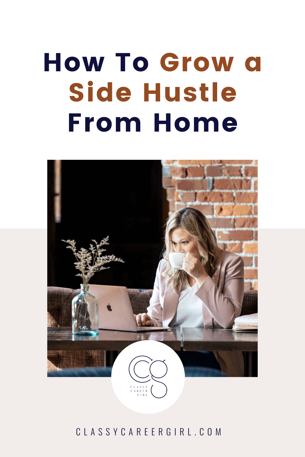 How To Grow a Side Hustle From Home