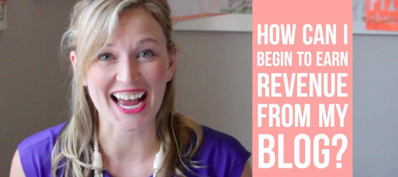 4 Ways to Earn Revenue From Blogging
