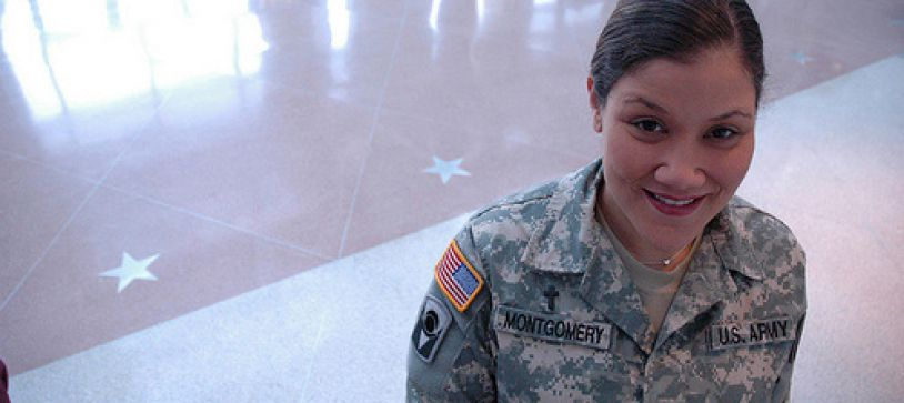 Doors Opened For Women in the Military
