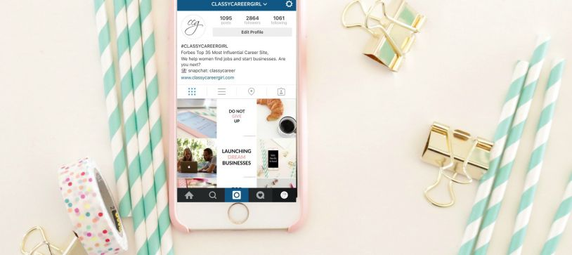 5 Steps To Get A Job On Instagram
