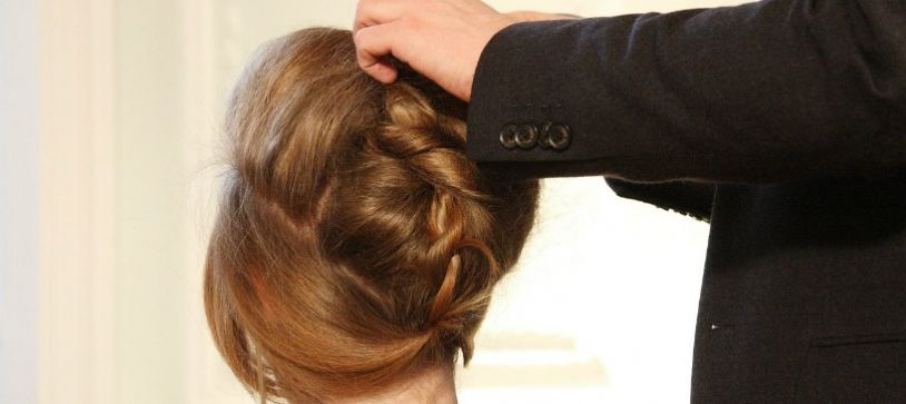 The Easiest Hair Styles Ever for Women at Work