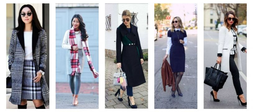 What to Wear to Work this Winter