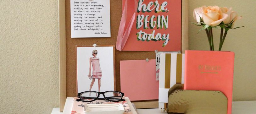 How to Create a Vision Board For 2019