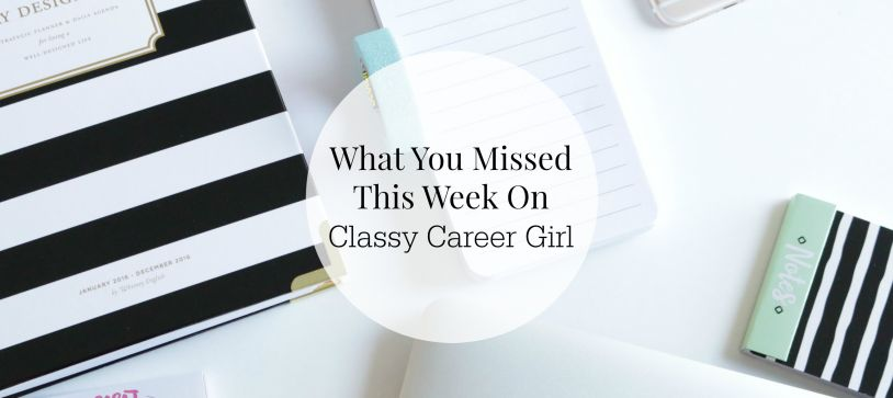 What You Missed This Week at CCG