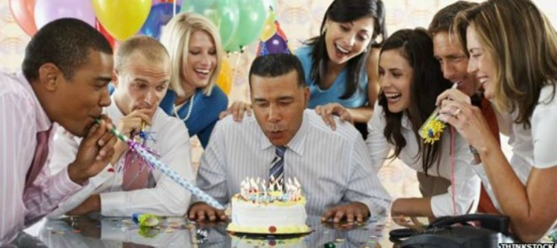 Office Etiquette: Birthday Celebrations in the Office