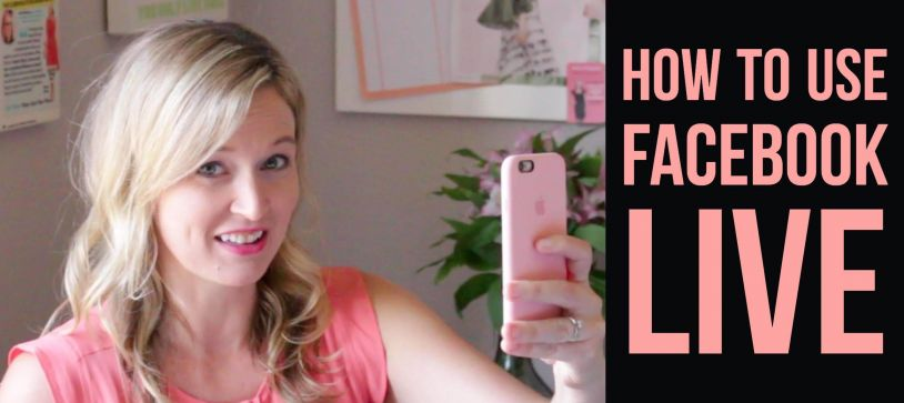 Here's How To Use Facebook Live