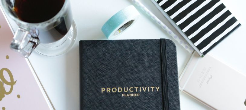 Productivity Planner Giveaway: This Week's #ClassyCareerGiveaway!