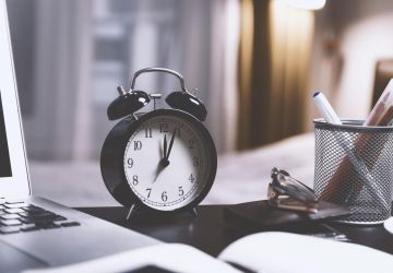 Decrease Overwhelm: The 5 Biggest Time Management Mistakes