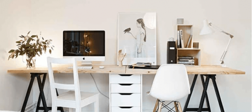 stylish office. how to create a stylish office when you work from home